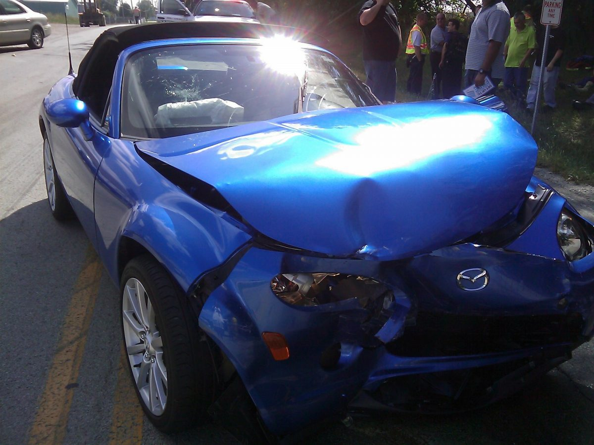 Co robić, a czego nie robić, w razie wypadku samochodowego